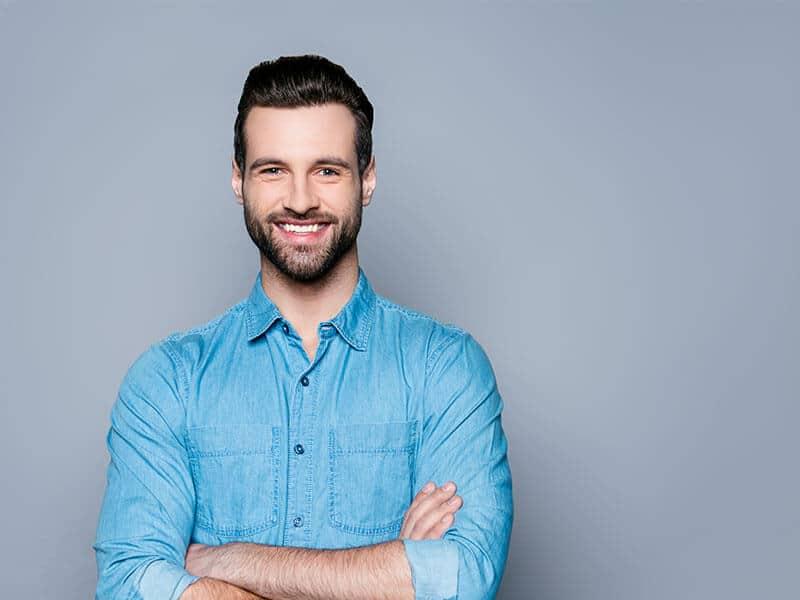 Saiba mais sobre o transplante de barba
