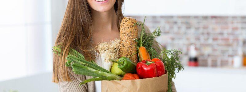 Alimente-se bem! Dicas para deixar o corpo em forma