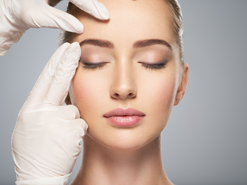 Quais são os procedimentos de harmonização facial?